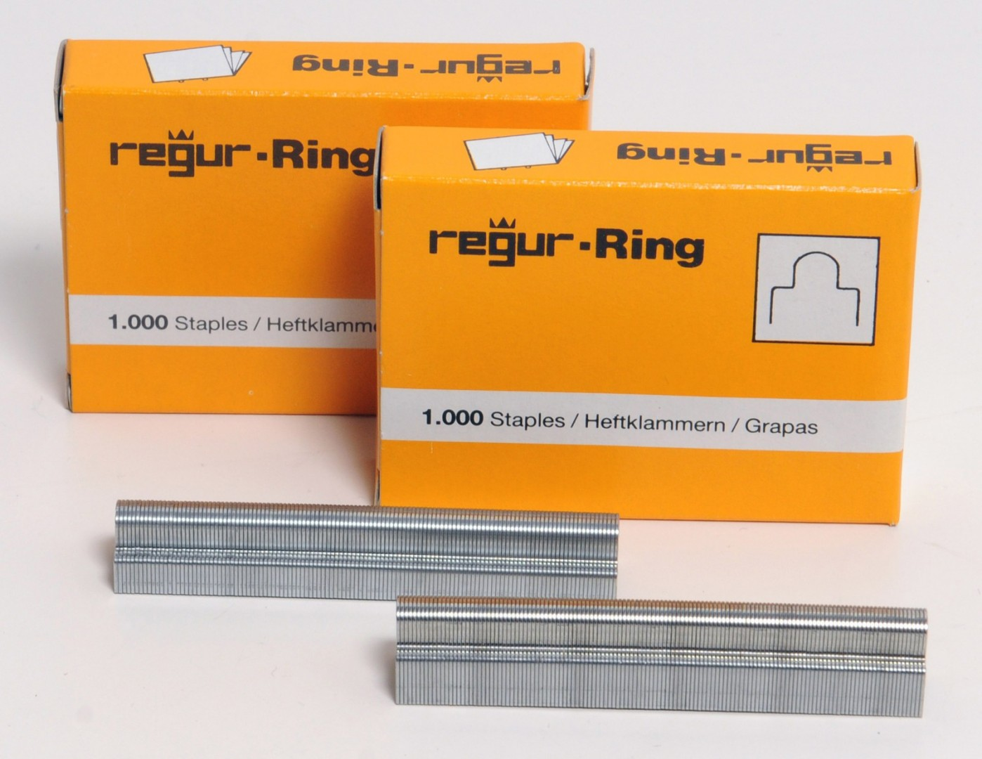 Regur® Ring King RK-1 (schwarz/chrom) – Bild 5